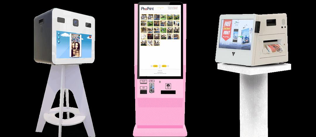 Best Photo Booth Supplier In China - Ebayartech.com Kiosk Machine Png