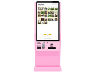 photo booth kiosk