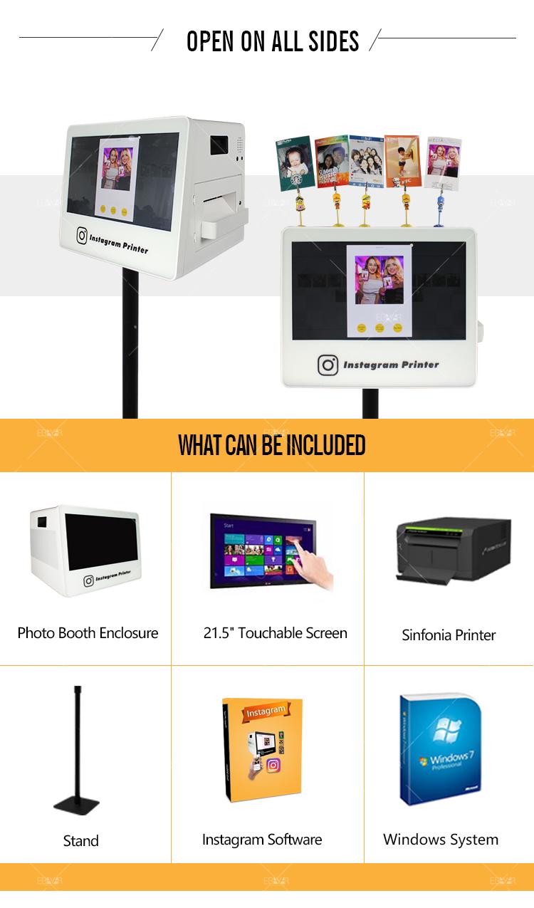 Portable Wedding Photo Booth Instagram Printer Selfie Phtotobooth 02