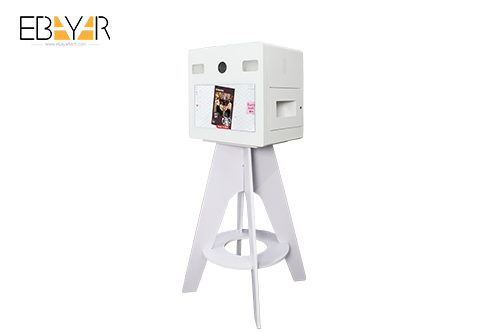2017 new design selfie photo booth