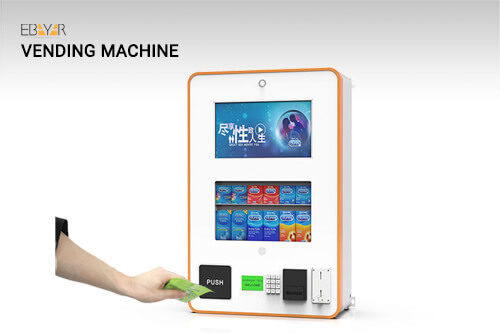 small vending machine