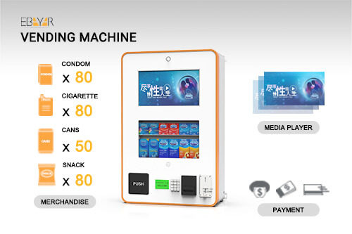 vending machine D series