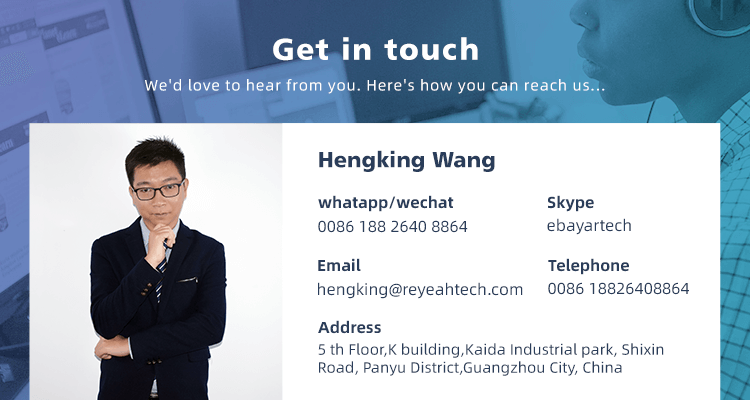 Hengking contact info